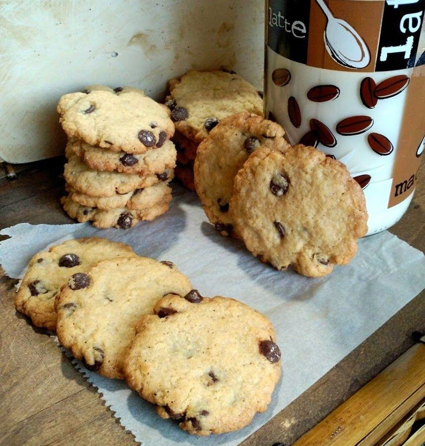 Cookies con chispas de chocolate | Cocina
