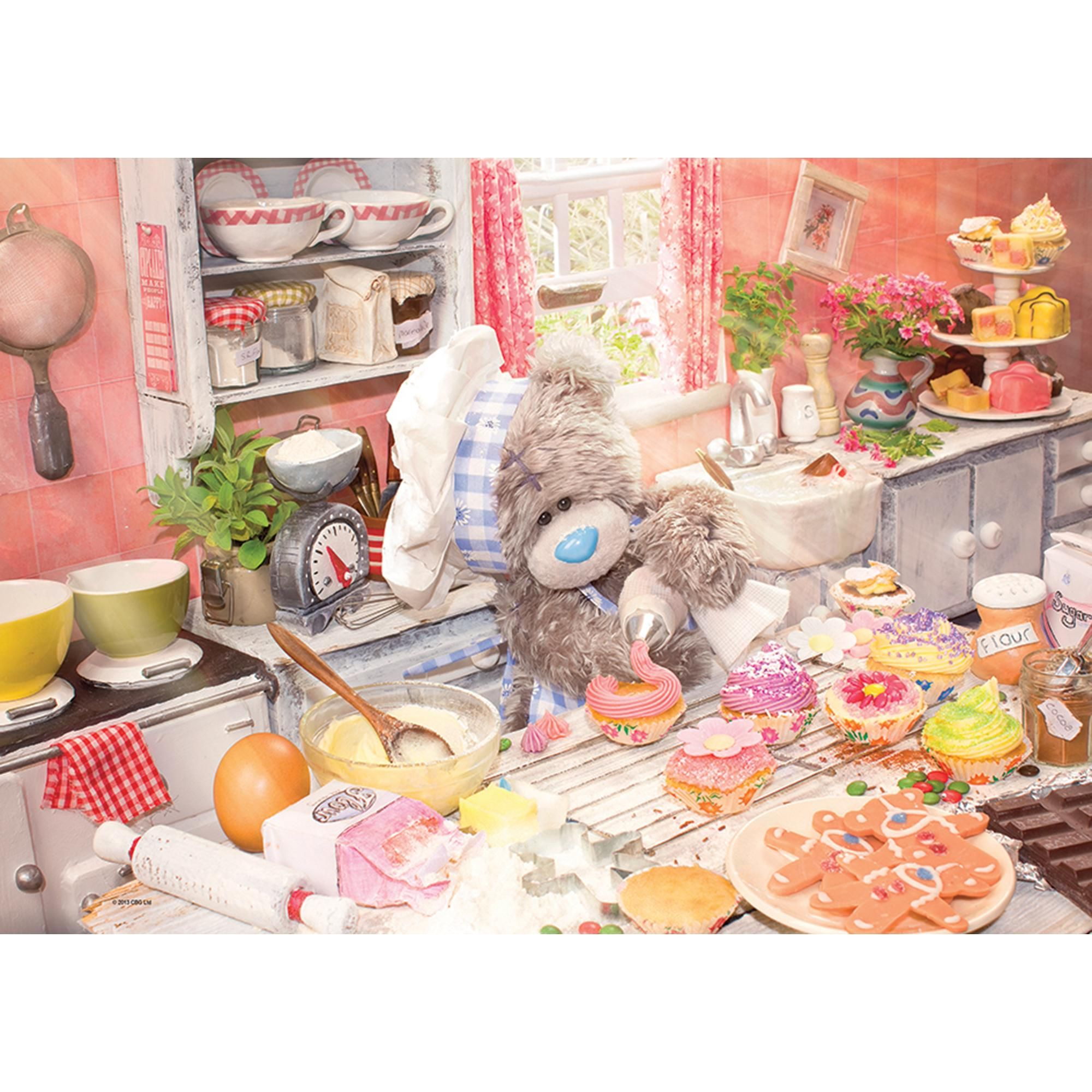 Ravensburger Me To You Home Baking 1000pc Jigsaw Puzzle