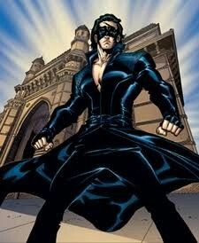 Krrish Indian Superhero Indian Comics Hrithik Roshan