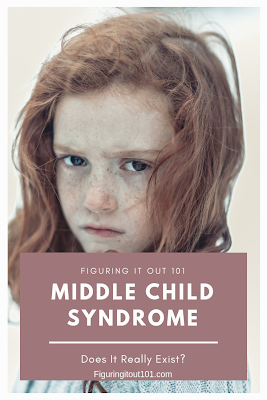 Middle Child Syndrome #middlechildhumor