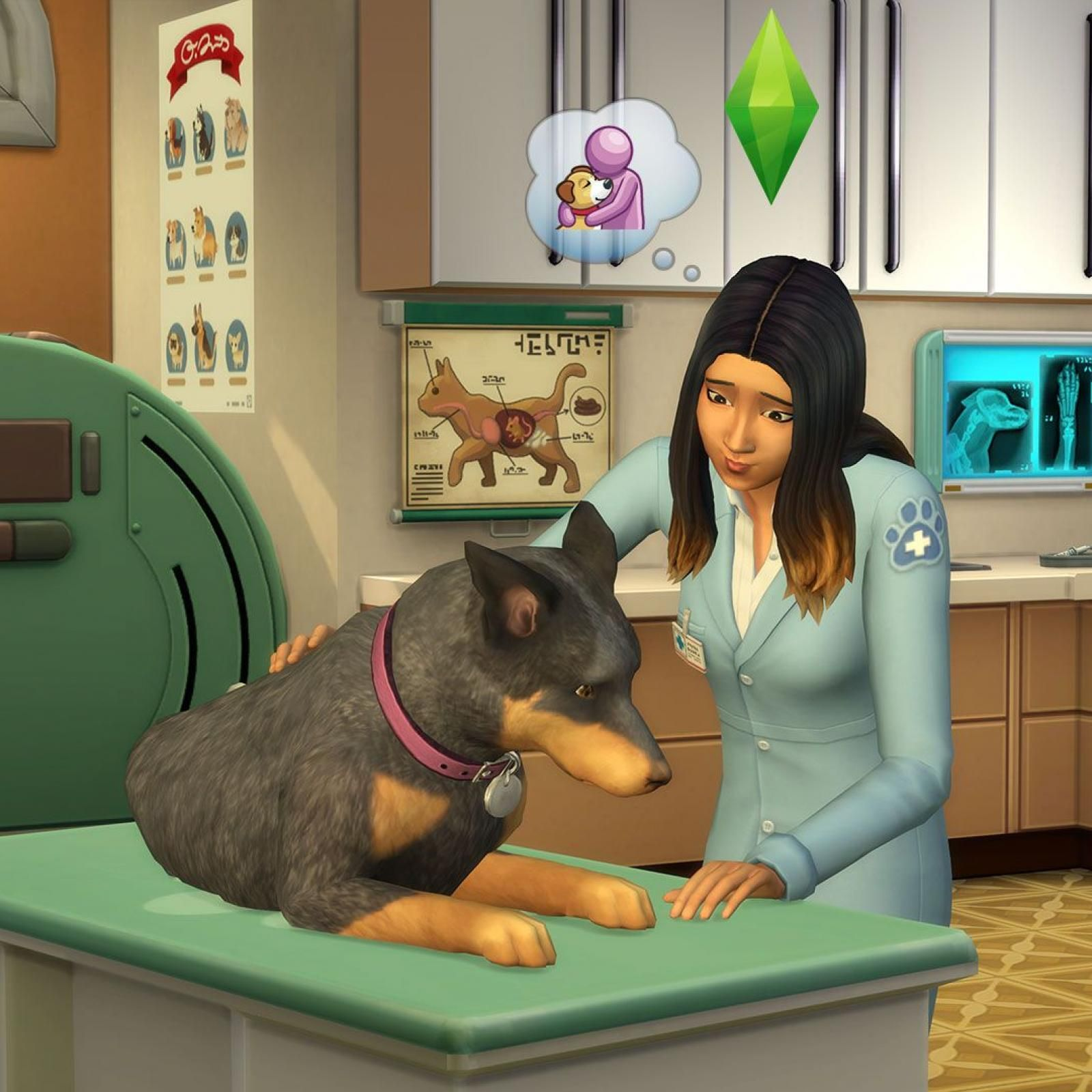 All of the new cheat codes for The Sims 4 Cats & Dogs