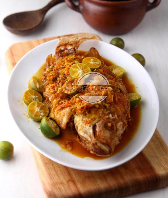Resep Pecak Ikan Betawi Jtt Di 2020 Makanan Resep Ikan