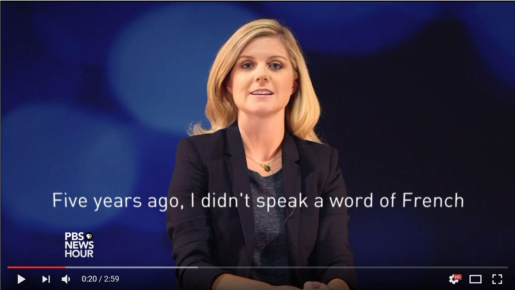 VIDEO Lauren Collins - 2019 year