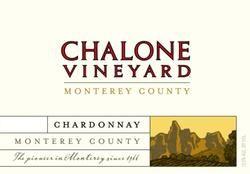 Chalone Vineyard Chardonnay Monterey County 09