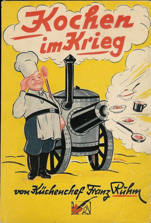 Kochen im Krieg