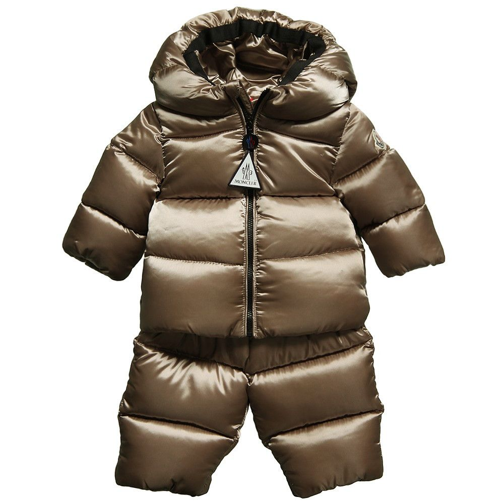 Moncler Boys and Girls Baby Suit MK074