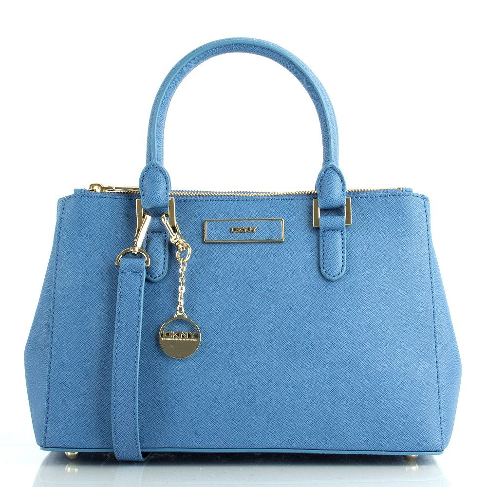 DKNY Blue R1314408 Women's Satchel Bag | Women's Handbags ...