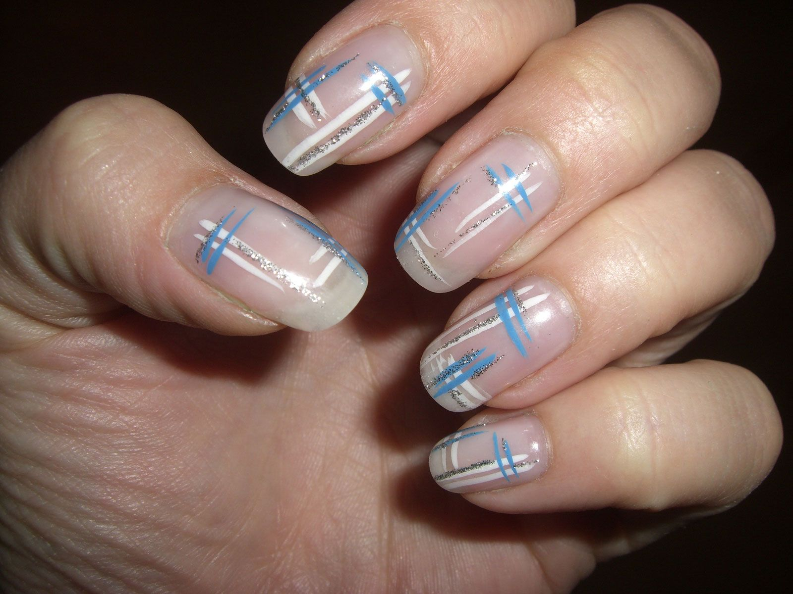 Pin by sophie ferguson on Nails | Pinterest | French manicure nails ...