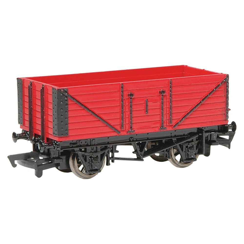 Bachmann Trains Thomas & Friends Open Wagon - Red- HO Scale Train