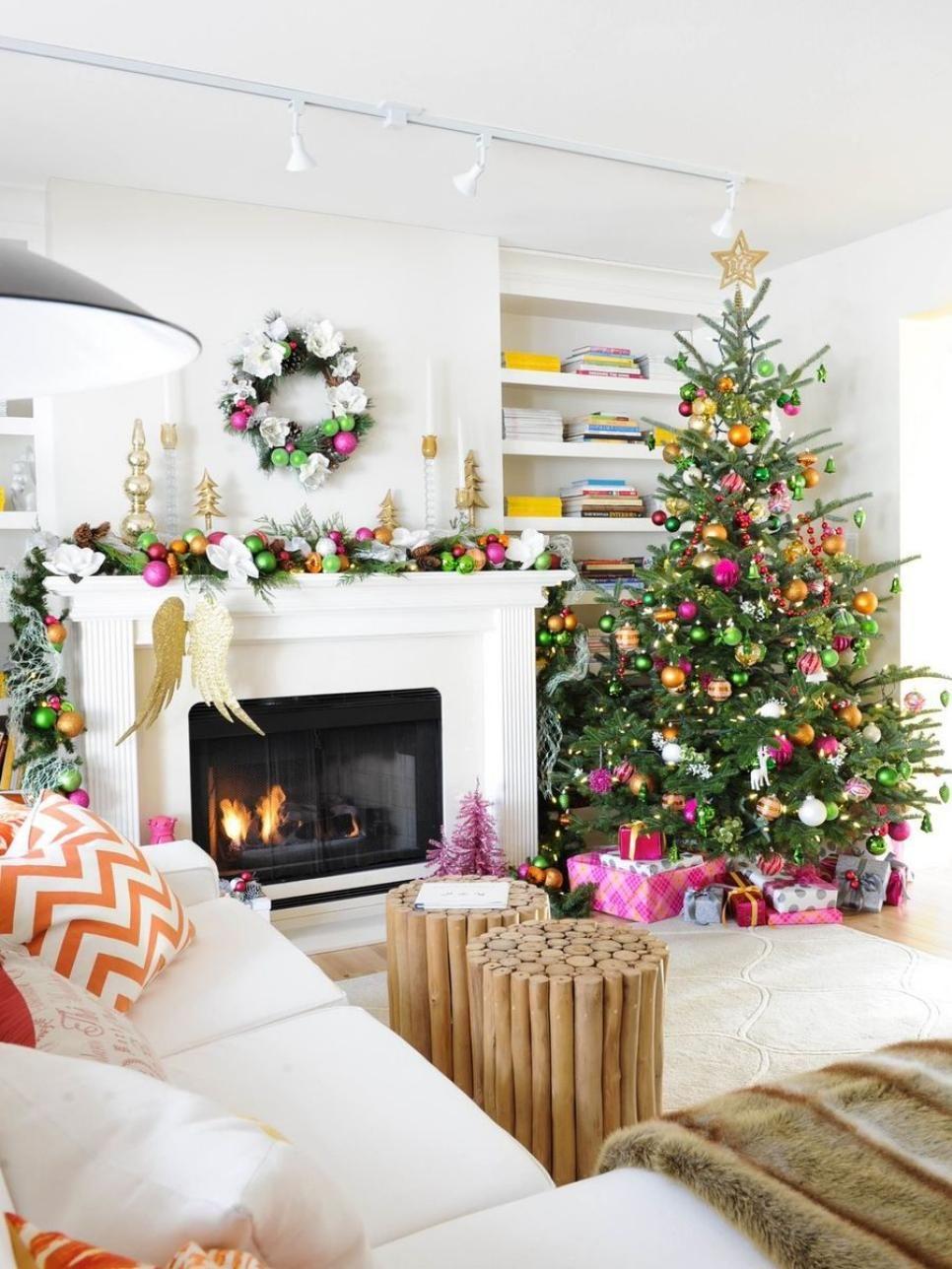 65 Christmas Tree Decorating Ideas Hgtv Cool Christmas Trees