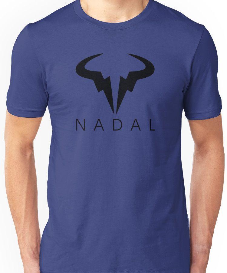 Rafael Nadal Logo Unisex T Shirt Shirts T Shirt T Shirt Dress