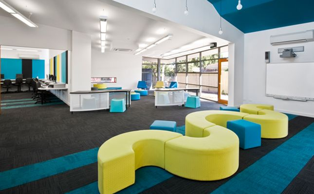 Modern Interior Design For Schools That Can Help Promote Active Learning And Creativity Future