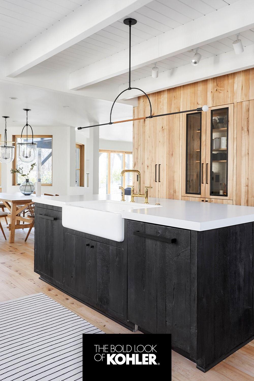 Emily Henderson S Mountain House Scandinavian Kitchen Kitchen Remodel Kitchen Renovation