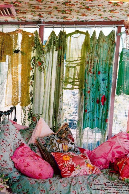 21 New Age Ways To Bohemian Home Decor