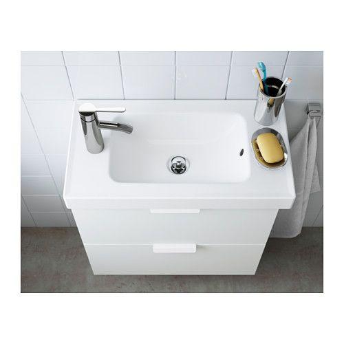 Hagaviken Sink White 24 3 4 Ikea Sink Basin White Wash Basin
