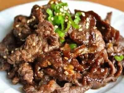 Bulgogi Disini Ada Cara Membuat Video Bumbu Masakan Resep Bulgogi Beef Sauce Chicken Ayam Panggang Halal Ala Just Try Resep Masakan Asia Bulgogi Masakan Asia