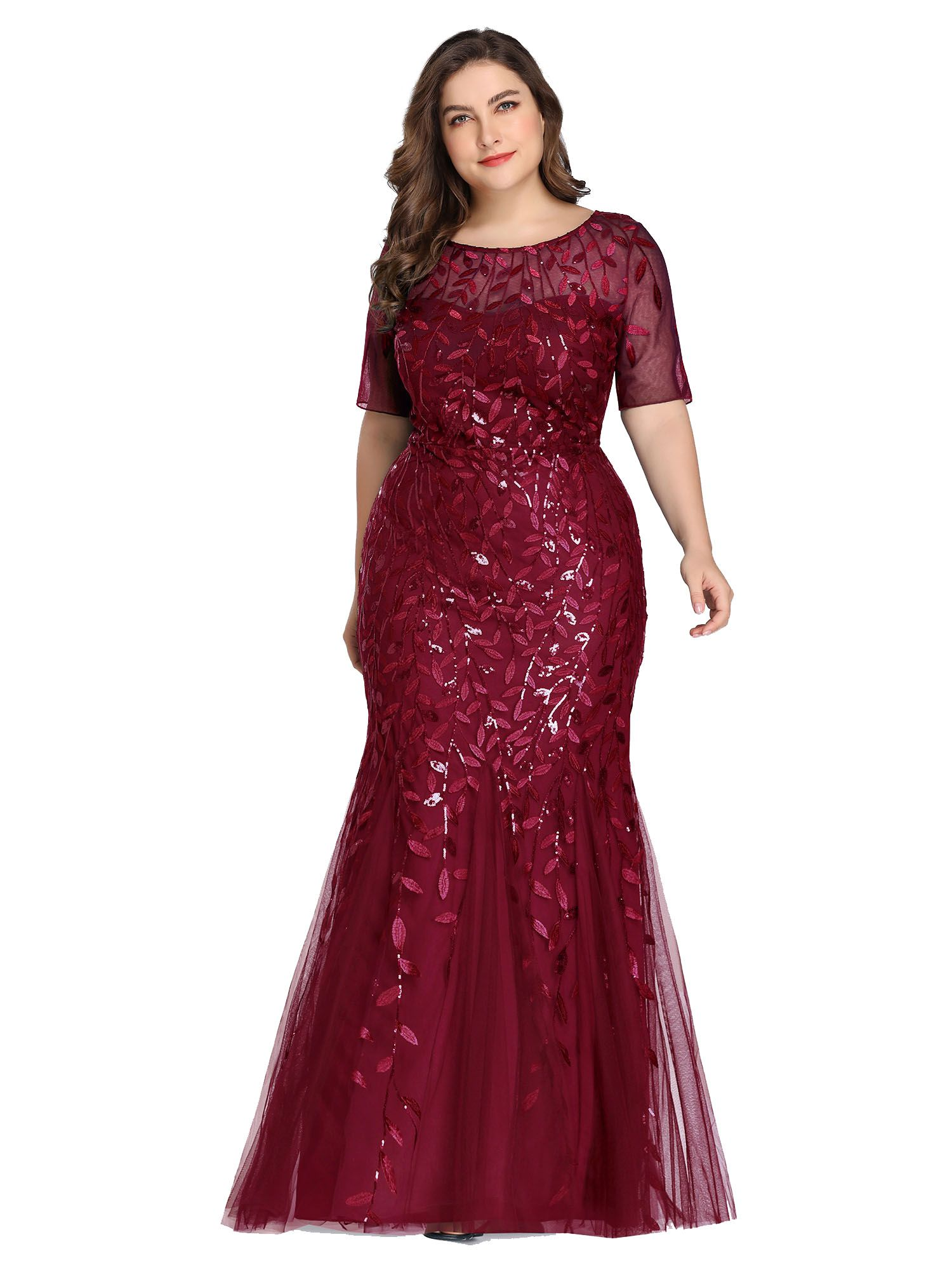 Ever Pretty Ever Pretty Womens Plus Size Long Holiday Party Dresses For Women 77072 Burgundy Us22 Walmart Com Maxi Dress Party Party Dresses For Women Holiday Party Dresses [ 2000 x 1500 Pixel ]