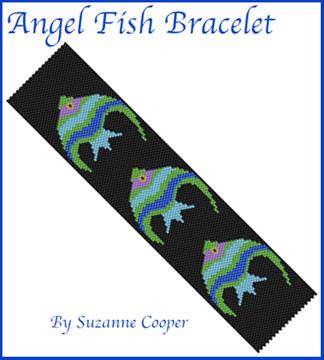 Angel Fish Bracelet Pattern