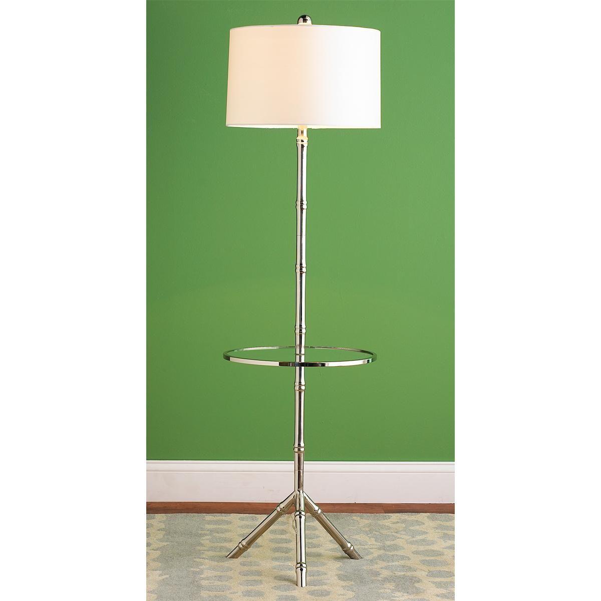 Bamboo tray table floor lamp floor lamp trays and room lamp bamboo tray table floor lamp mozeypictures Choice Image