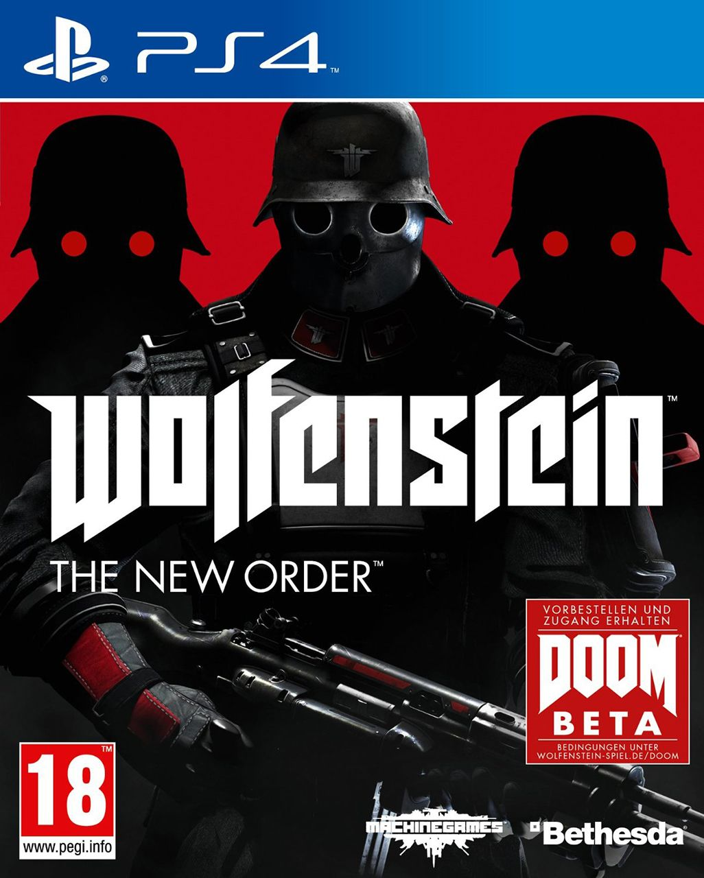 Wolfenstein The New Order Ps4 Jeux Ps4 Jeux Xbox One Et Ps4