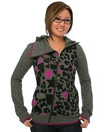 The Wild At Heart Hoody Sweatshirts By Soundgirl review at Kaboodle
