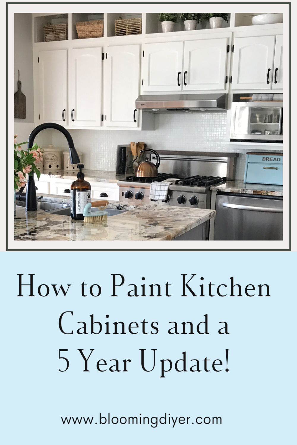 How To Paint Kitchen Cabinets To Last Kitchen Cabinets Kitchen Paint Kitchen