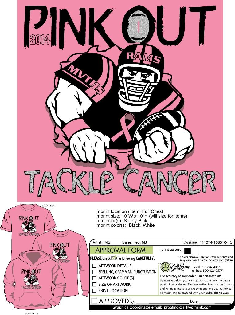 Pink Out Basketball shirt design | Inspiring Ideas | Pinterest ...