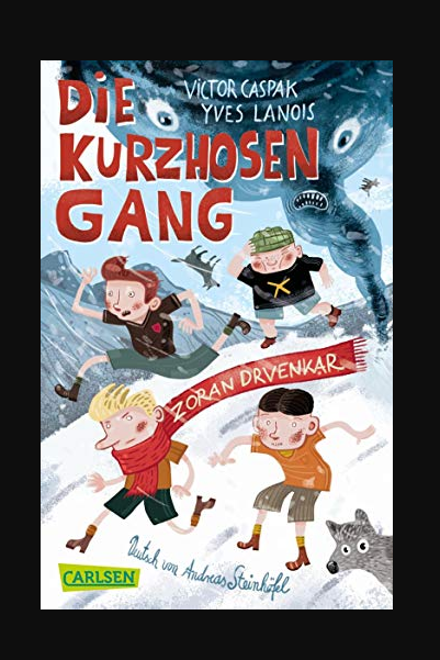 Die Kurzhosengang Buch Online Lesen Book Cover Comic Book Cover Books