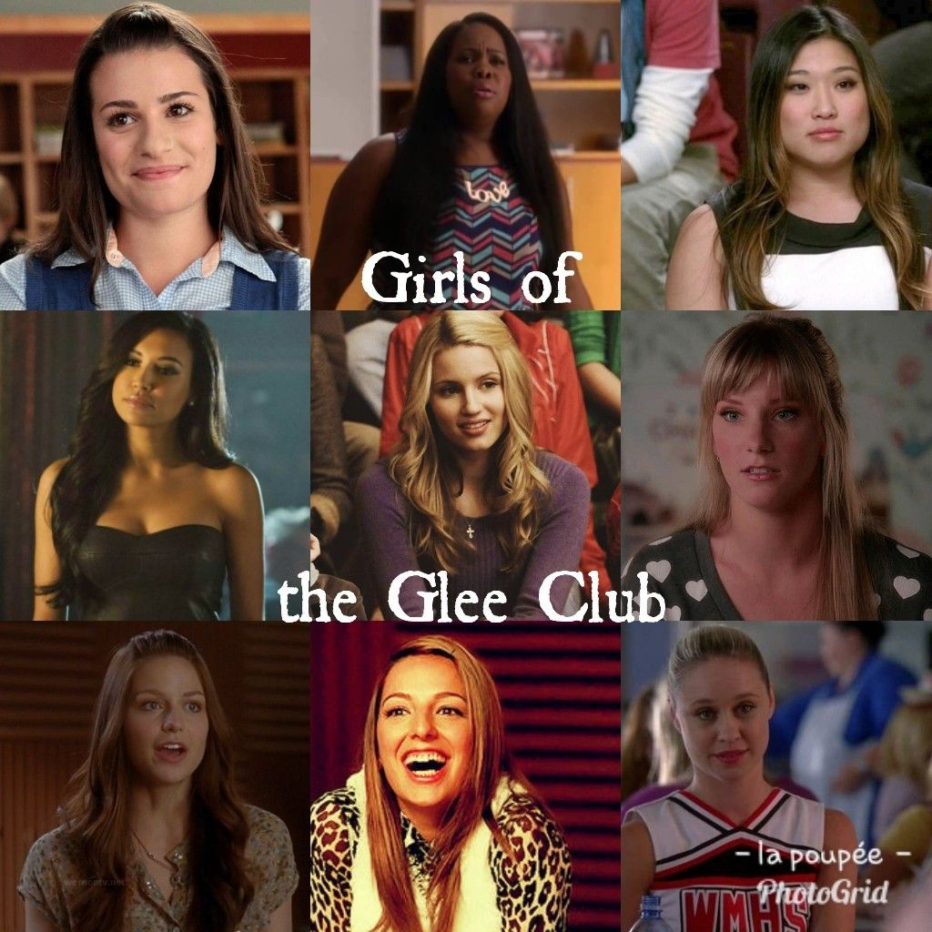 Photo of Girls of the Glee Club❤