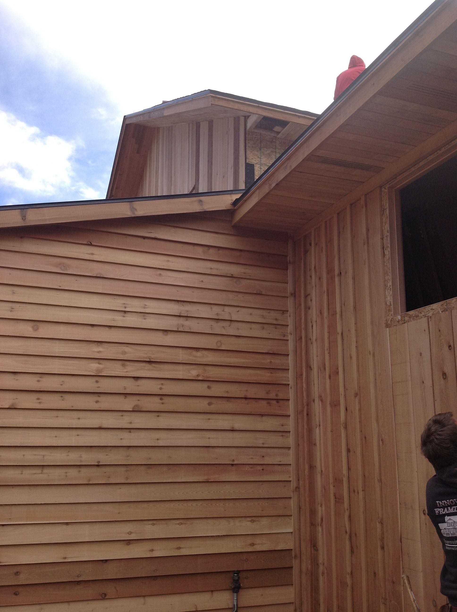 Craft B R U N K Dbs Timber Cladding Canada House Tiny House Design