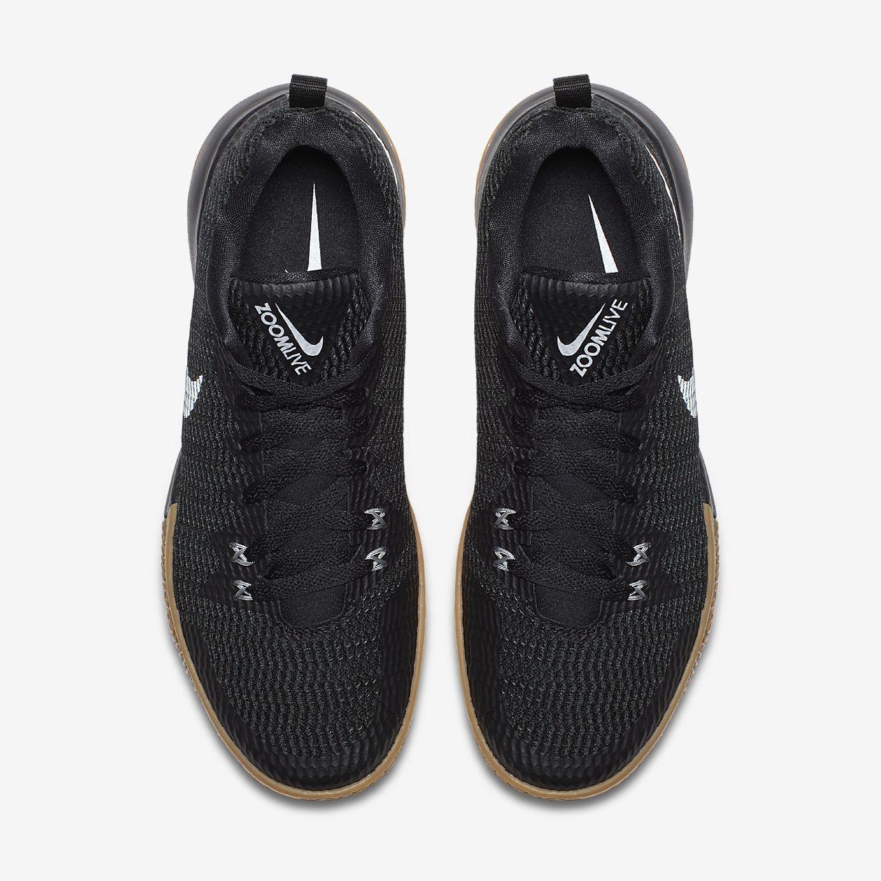 sneakers for cheap 0e038 41f73 Nike Zoom Live II Mens Basketball Shoe - 9.5 Silver basketballgamestoday