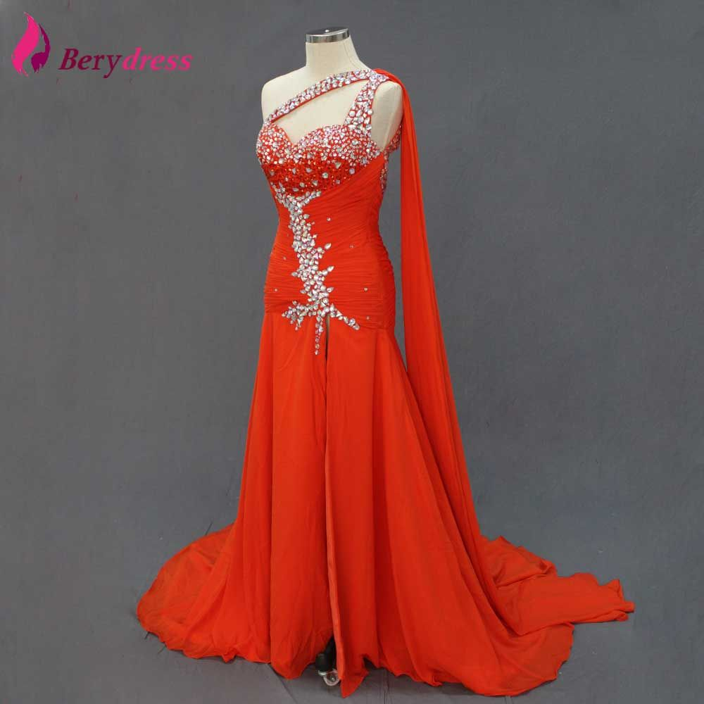 Click to buy ucuc fashion red party vestido mae da noiva sequined