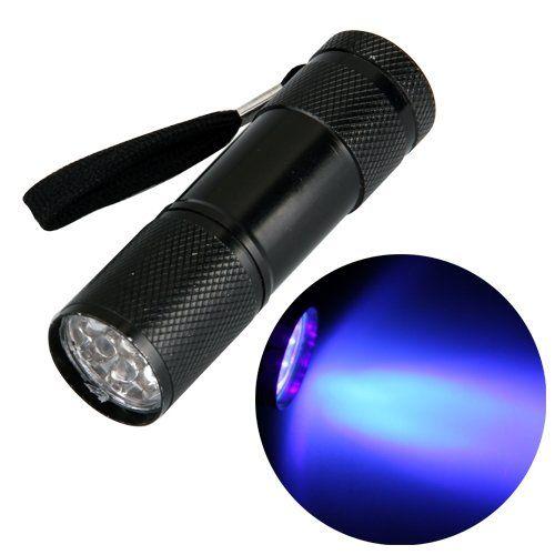 FACILLA/® LED Flashlight Torch Nylon Holster Cover Pouch Holder