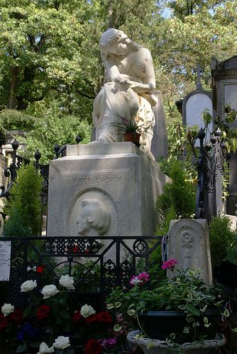 473c339728eb8e2dd2ccd9fa727b9d9e - The Monument To Chopin In The Luxembourg Gardens