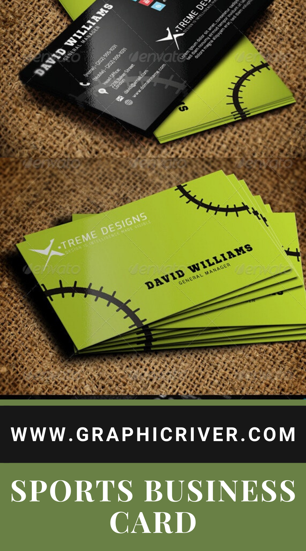Sports Business Card In 2020 Sports Business Fitness Business Card Business Cards