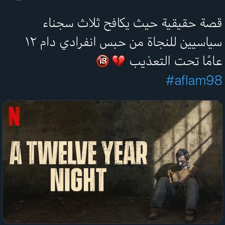 اسم الفلم A Twelve Year Night نوع المسلسل دراما مدة الفلم ساعتين و ١٥ دقيقه موجود على نتفل Night Film Cinema Movies Film Movie