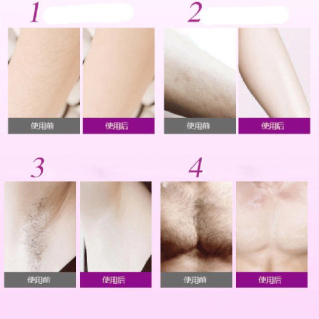 Depilay Hair Removal Spray For Women Men Hair Removal Spray