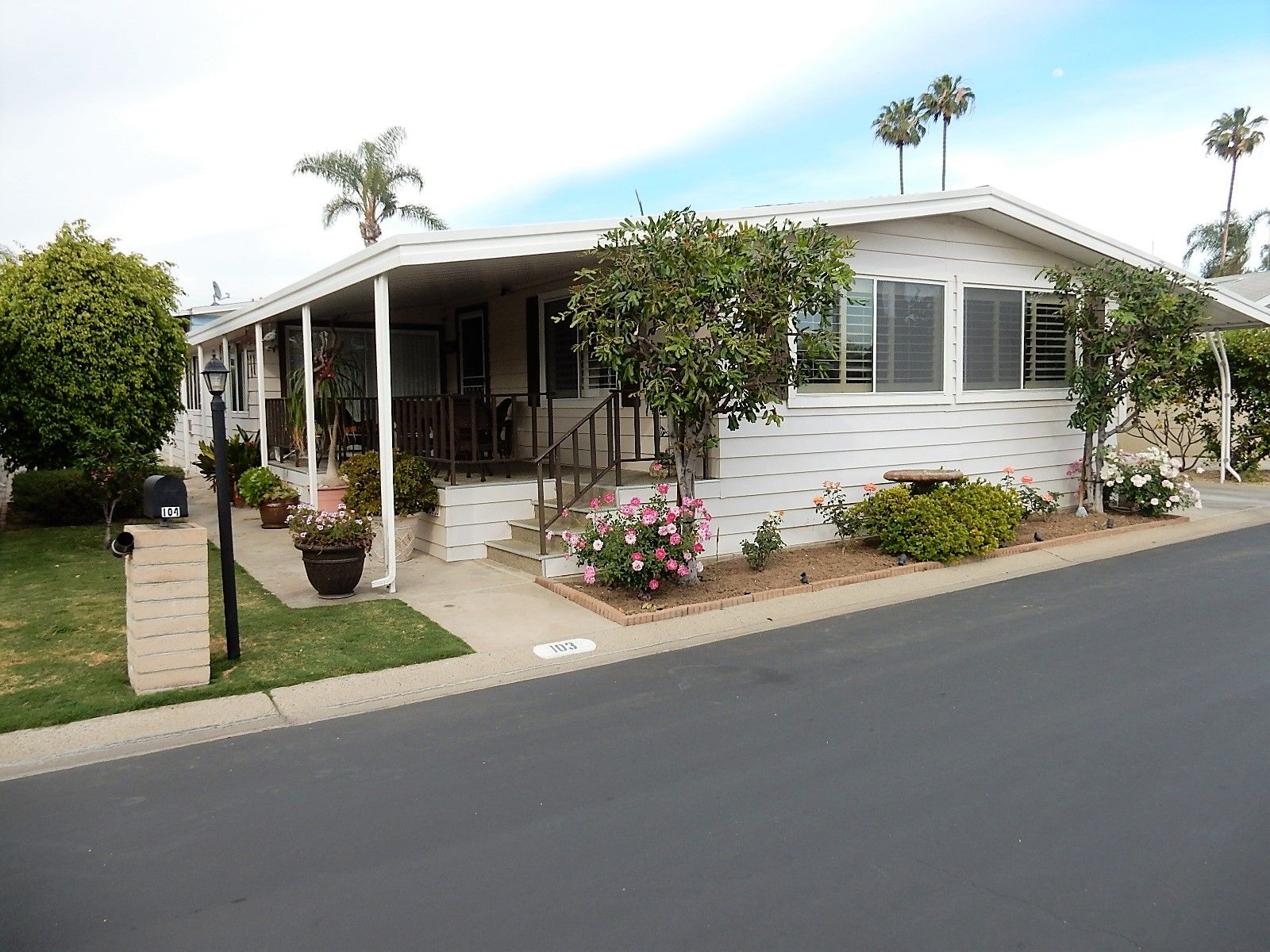 Viking Mobile Home For Sale in Lake Forest CA