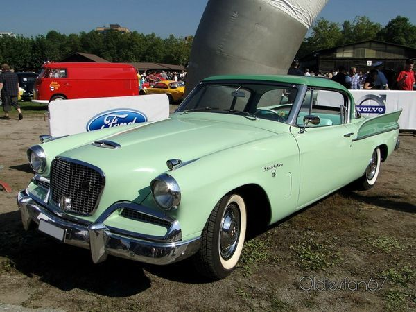 58 Studebaker | studebaker silver hawk coupe 1958 a