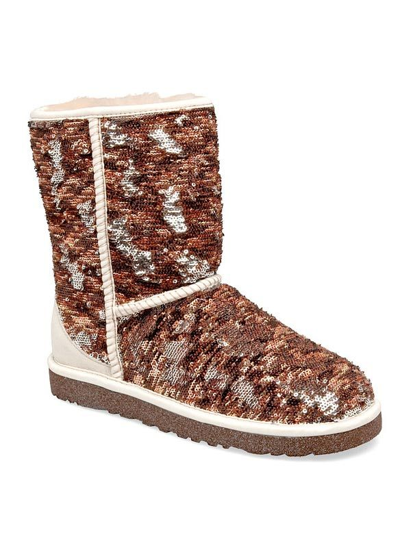 Boots   Ugg boots, Sequin boots