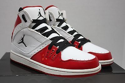 huge selection of e2158 7a957 Nike Air Jordan 1 Flight Size 11 - Chicago Home - White Red Black - 372704  101