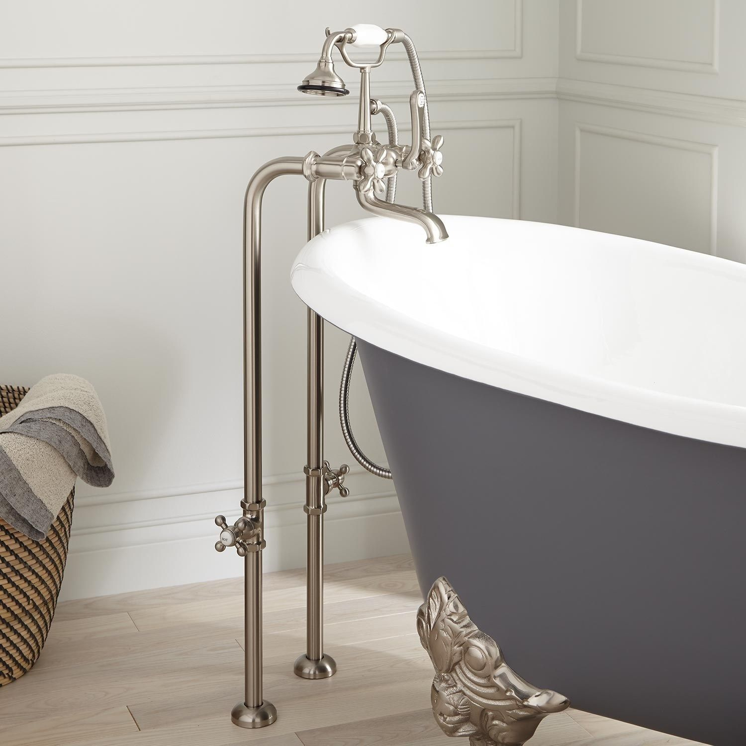 Best Of Freestanding Tub with Deck Mount Faucet