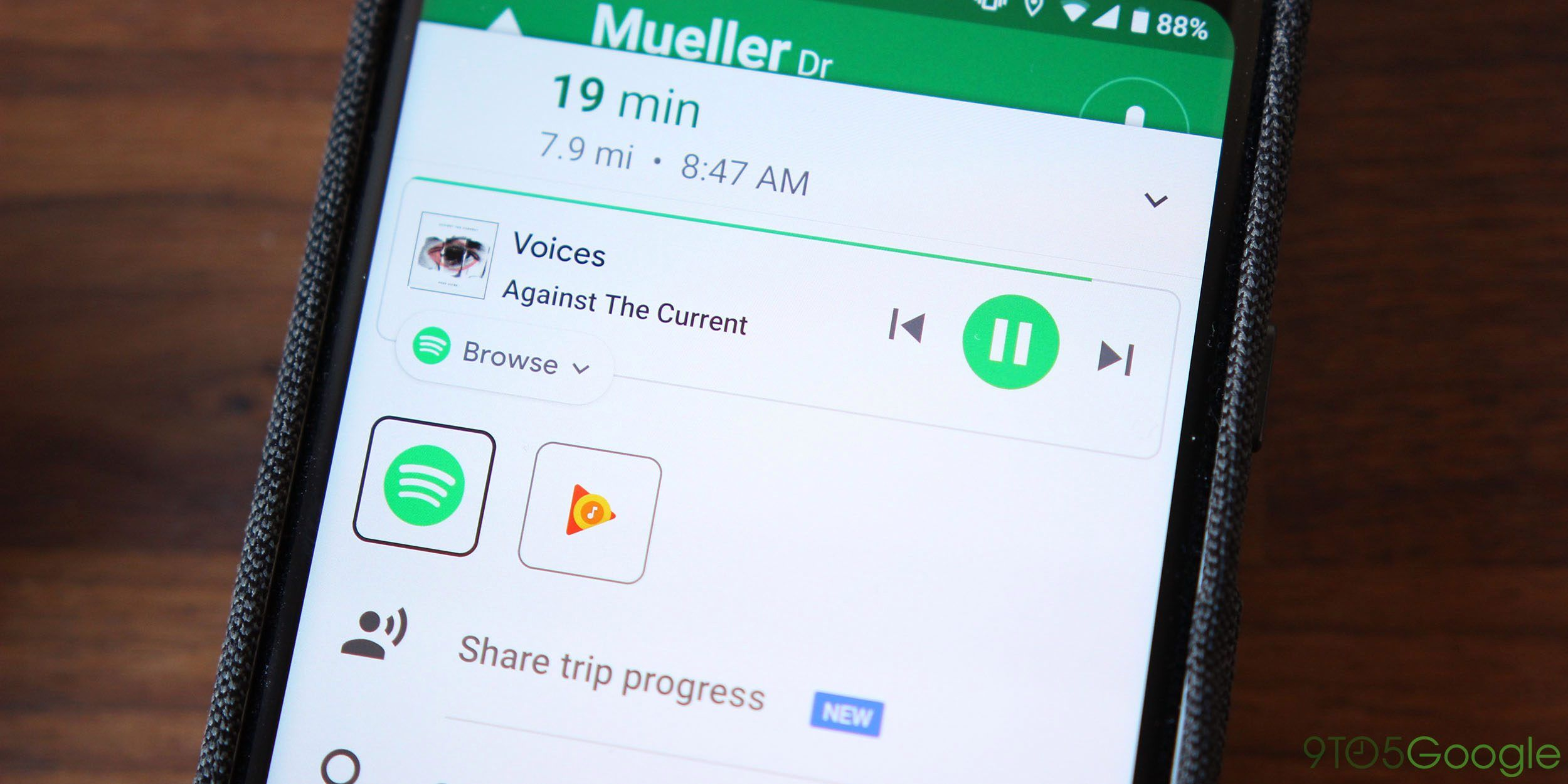 How to add Spotify to Google Maps on Android Spotify