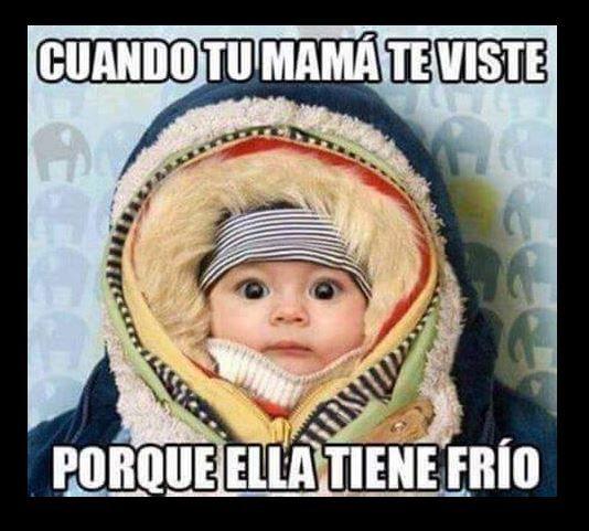 Con Este Frio Nadie Quiere Salir De Su Cama Funny Spanish Memes Funny Memes Memes