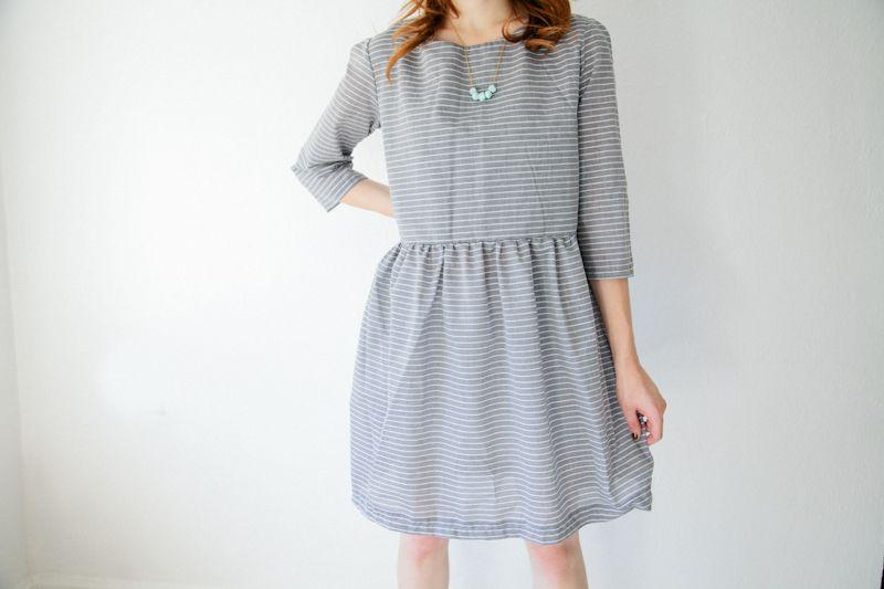 Vanilla & Lace | Explorer dress