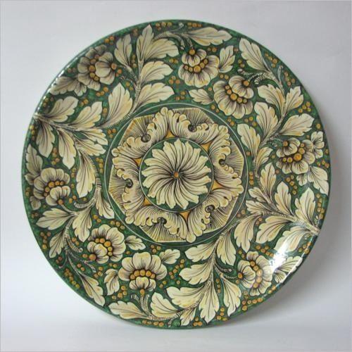 Resultado de imagem para ceramica espanhola talavera for Tecnicas para esmaltar ceramica