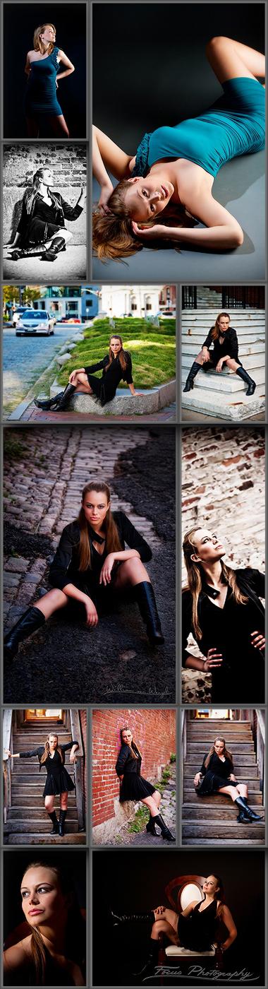 Phoebe's Model Portfolio Session | Model shoots | Model