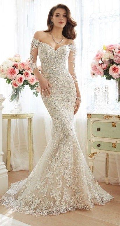 Sophia Tolli   Vestidos   Pinterest   Vestidos novia, Vestiditos y ...
