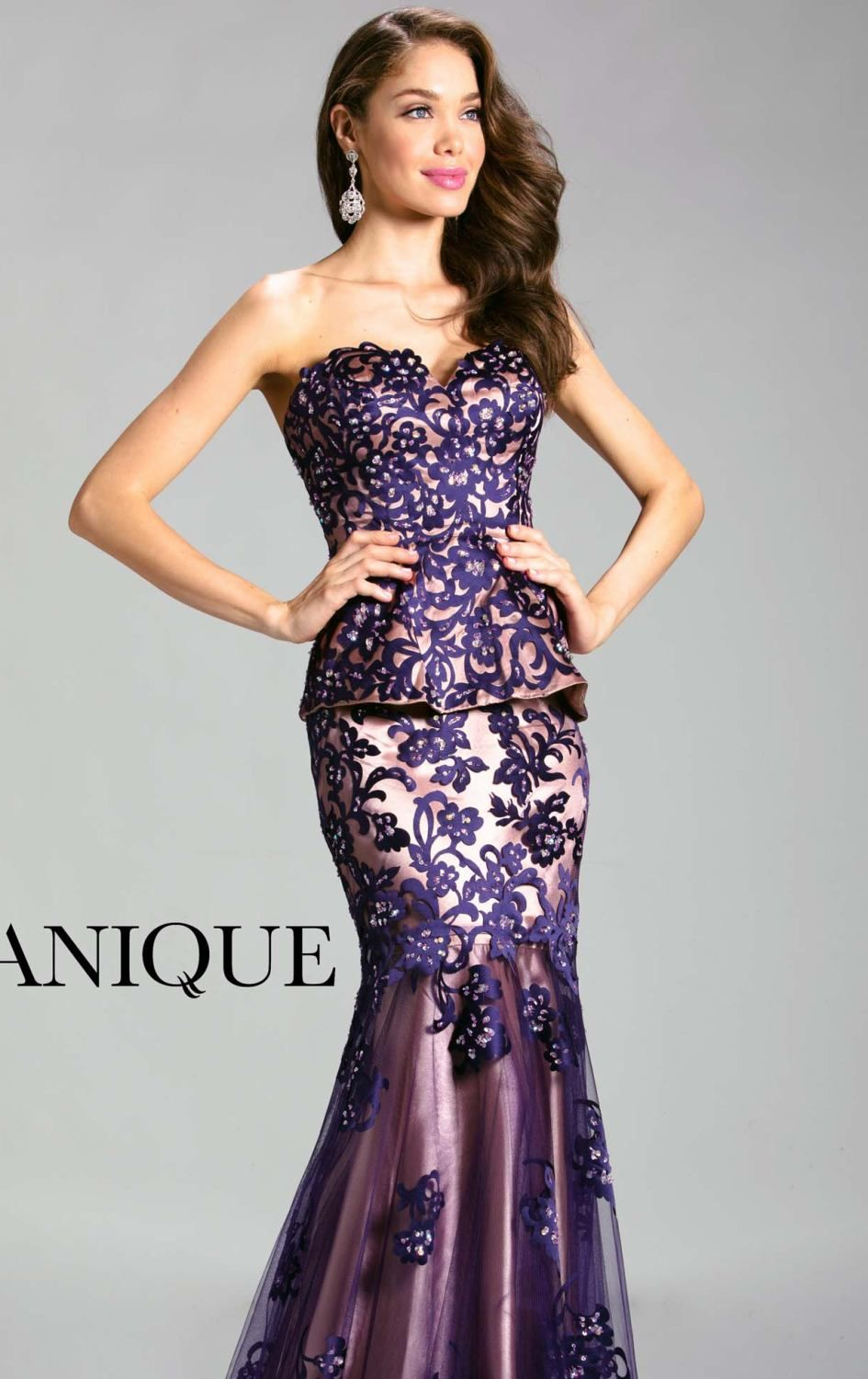 Janique by janique gorg gowns pinterest strapless