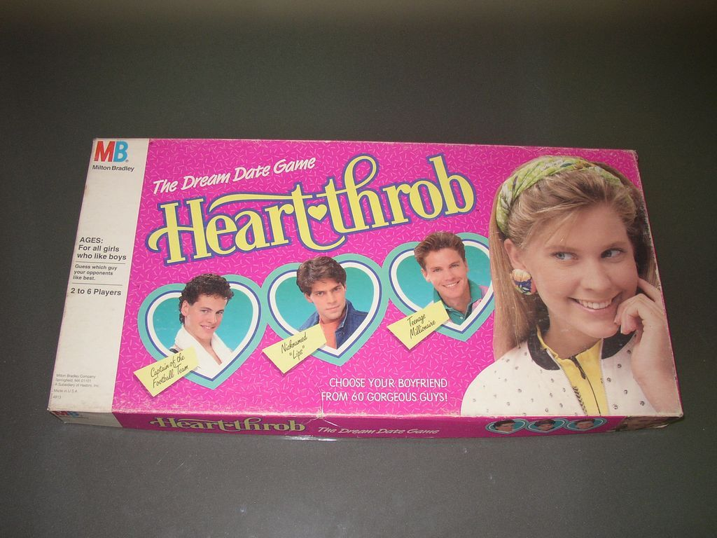 90s dating board games